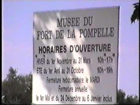 Fort de la Pompelle, Reims, Champagne Ardenne, France