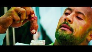 Dwayne Johnson Action Comedy Scene in Hindi || Pain & Gain (2013)