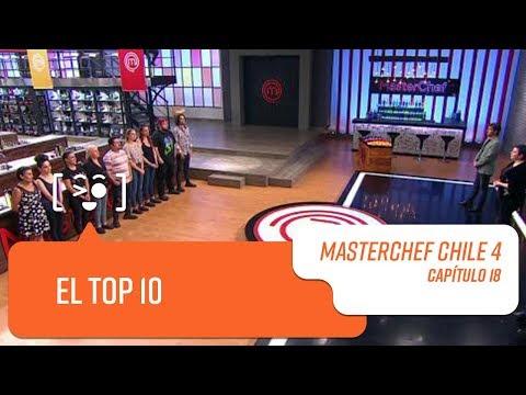 Capítulo 18 | MasterChef Chile | Temporada 4