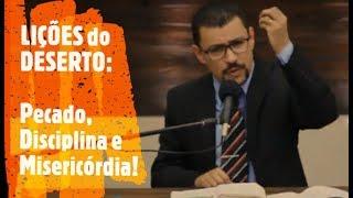 IP Arapongas - Pr Antonio Donadeli - Lições do Deserto - 15-03-2020
