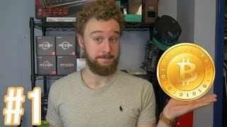 So I Bought Some Bitcoin - Bitconnect Investment Journey Week #1