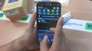Samsung Galaxy Mega 5.8 i9152 / i9150 Review HD ( in ROmana ) - www.TelefonulTau.eu -