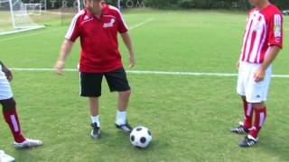 How to Tackle in Soccer