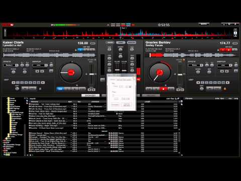 How To Use Virtual DJ - Editing the BPM Grid