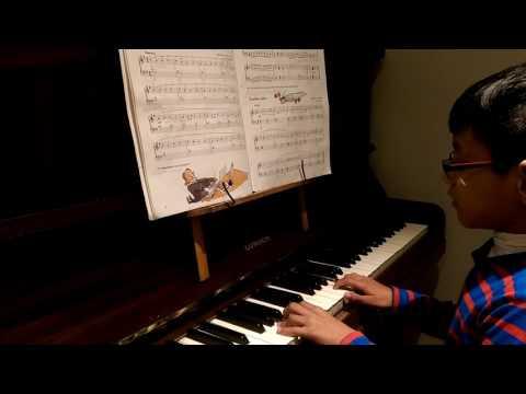 Ode to Joy II Beethoven II Piano Time 2 II Pauline Hall