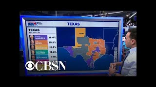 Analyzing The Votes In Texas And California On Super Tuesday