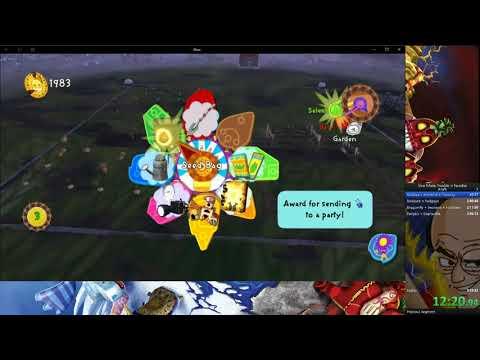 Viva Piñata: Trouble in Paradise Any% Speedrun in 3:03:42