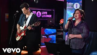 Mark Ronson - Don't Leave Me Lonely in the Live Lounge ft. YEBBA