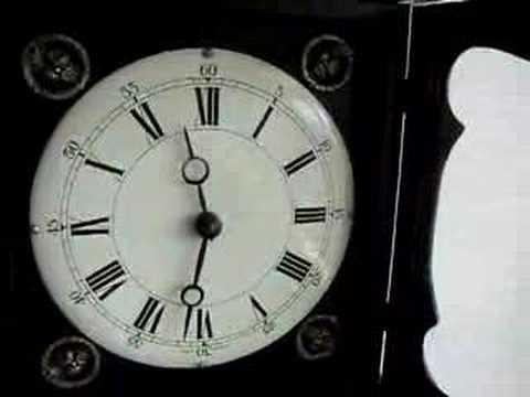 Antique German Wall Clock For Sale On Ebay UK
