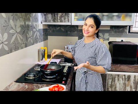 చెన్నై చట్నీ || Tomato Chutney for breakfast by  Madhumitha Sivabalaji