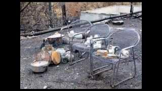 2012 Disaster Relief - Ruidoso, New Mexico - Wildfire