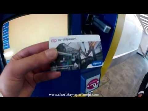 Amsterdam Public Transit Chip OV Card - Www.shortstay-apartment.com