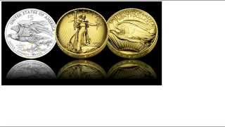 2015 Ultra High Relief Gold & SILVER Eagle Coming?