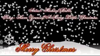 Gambar cover Michael Buble- Have Yourself A Merry Little Christmas.avi
