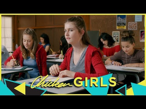 "CHICKEN GIRLS | Annie & Hayden in ""Wednesday"" 