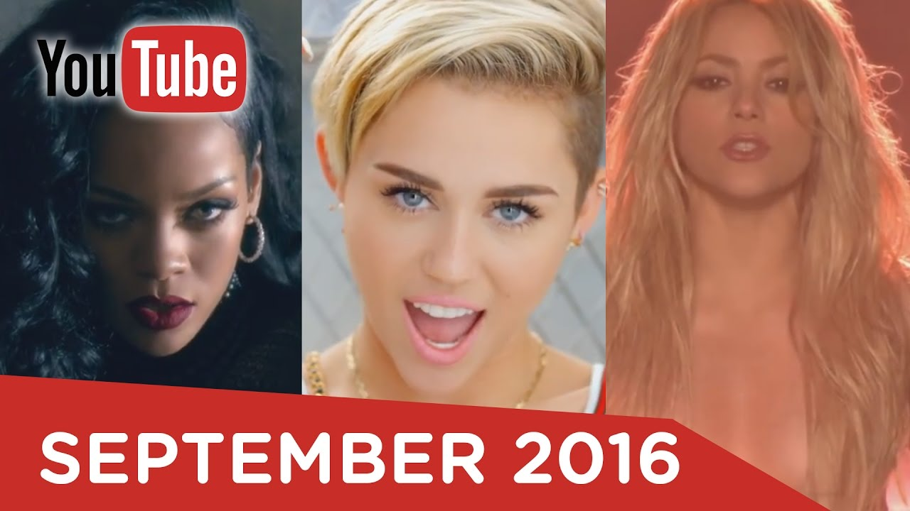 youtube music videos most popular
