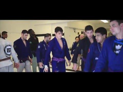 Pan Am training at Unity Jiu Jitsu School NYC