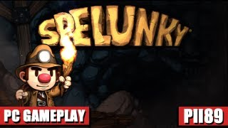 Spelunky HD - Mines - PC Gameplay (HD)