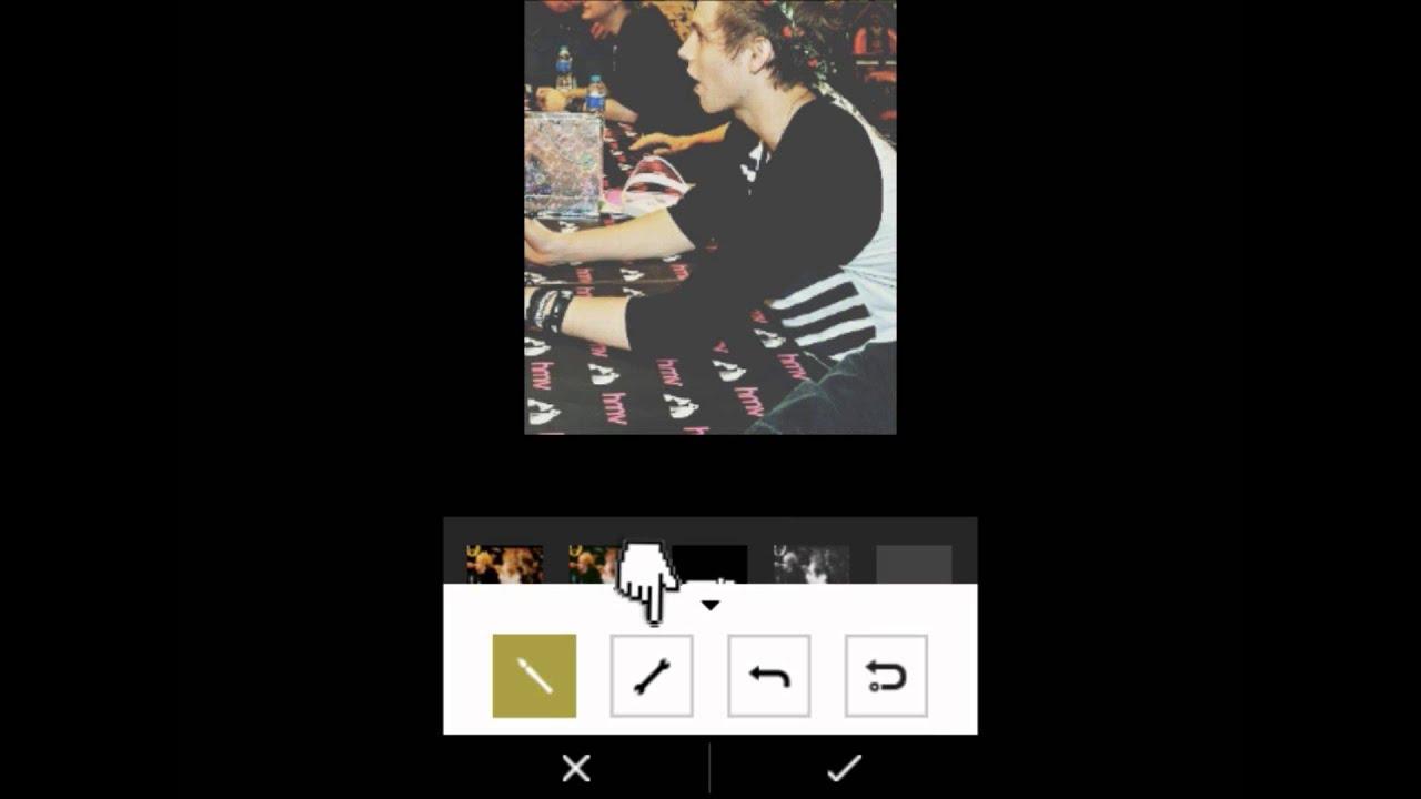 C mo hacer un efecto tumblr en tus fotos vsco cam - App decorar fotos ...