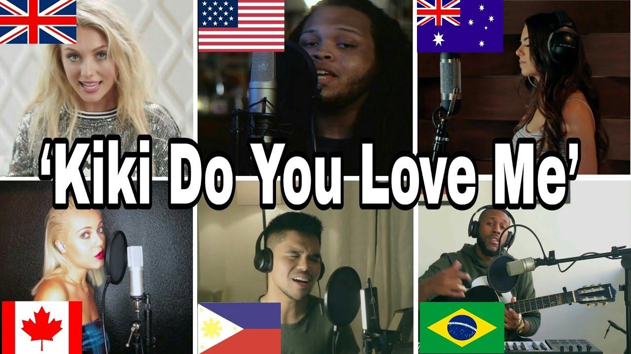 Who Sang it Better - Kiki Do You Love Me (USA,Canada,UK,Australia ...