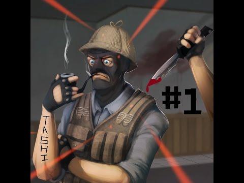 GMod (TTT) #1: Revenge is Mine