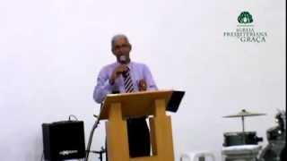 A Assistência do Espirito Santo ao Nosso Favor - Pregação Igreja Presbiteriana da Graça