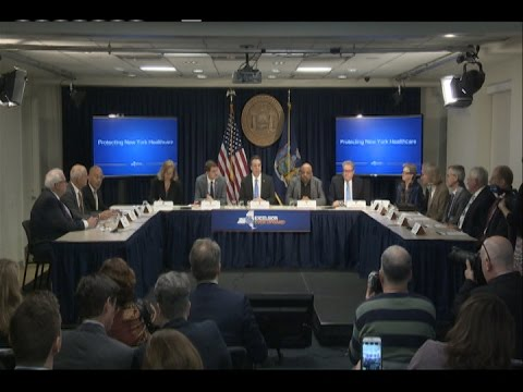 Governor Cuomo Discusses Devastating Impact of Affordable Care Act Repeal and Collins Amendment