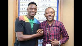 'My family has been very supportive in my journey,' Victor Wanyama
