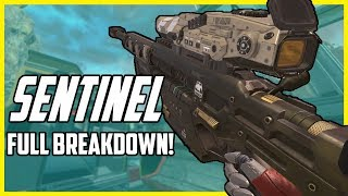 Apex Legends Sentinel Sniper Guide! Full Stats & Weapon Breakdown