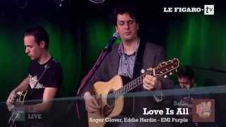 Saule - Love is all (Roger Glover) - Le Live