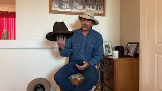 Felt Cowboy Hats - Part 1