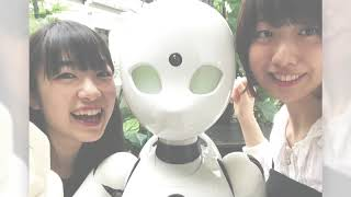 A Cafe in Japan hires paralyzed people to control AVATAR server robot.