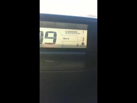 Citroen c4 con mas de 600,000km