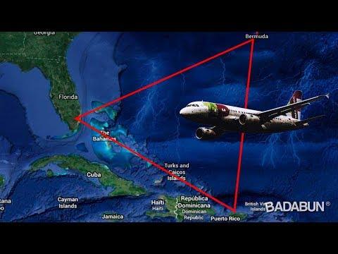 Revelan la verdad del triángulo de las Bermudas
