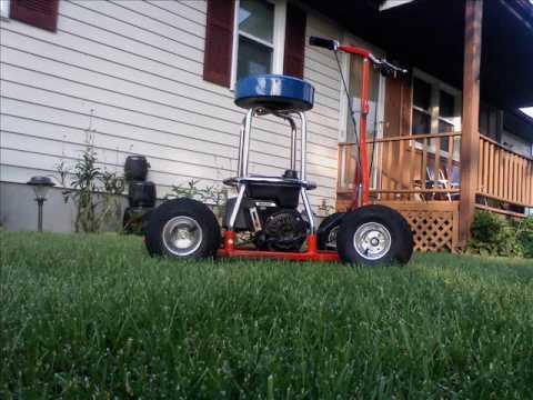 Barstool Racer Build Youtube
