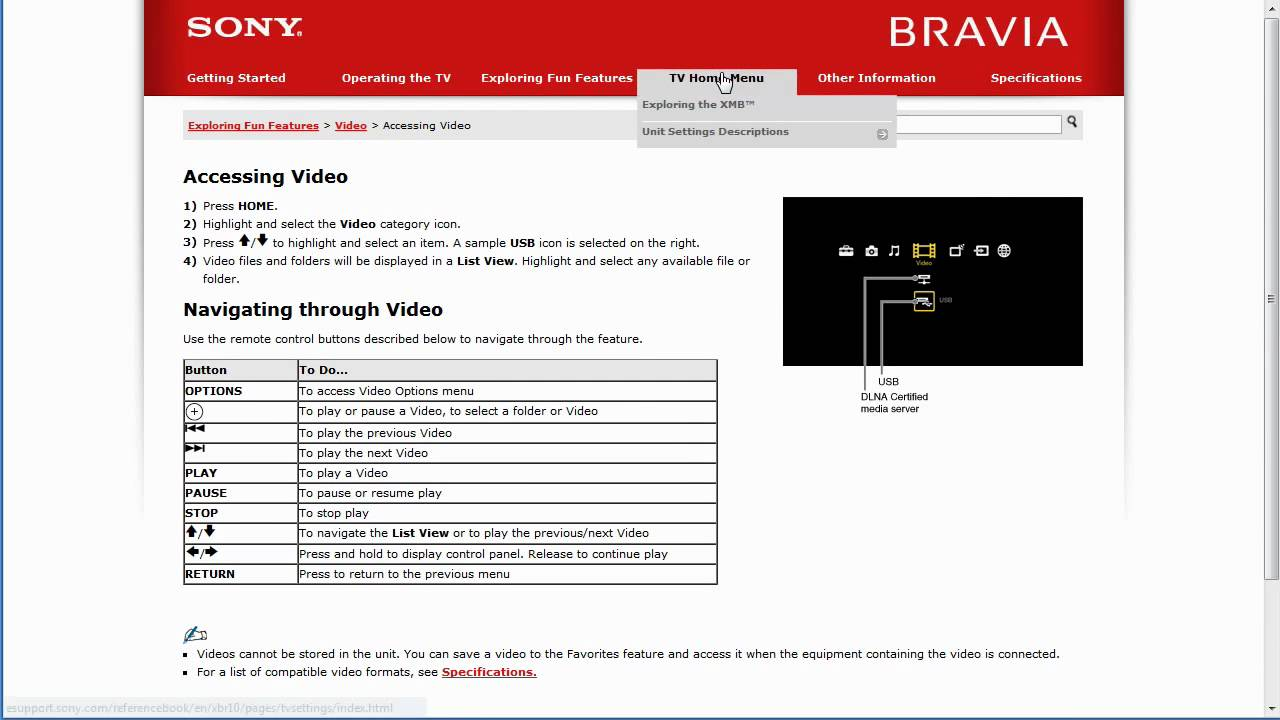sony bravia lcd online tv manuals with sony reference book youtube rh youtube com Sony BRAVIA Smart TV 48 Sony Bravia TV Manual