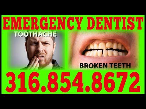 Emergency Dentist In Wichita KS | 316-854-8672 | Emergency Dentistry Wichita KS