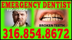Emergency Dentist In Wichita KS | 316-854-8672 | Emergency Dentistry Wichita KS