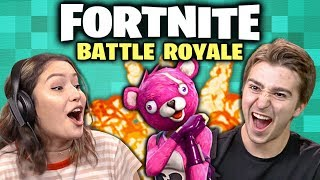 ROAD TO 1st PLACE! | FORTNITE: BATTLE ROYALE #2 (React: Gaming)