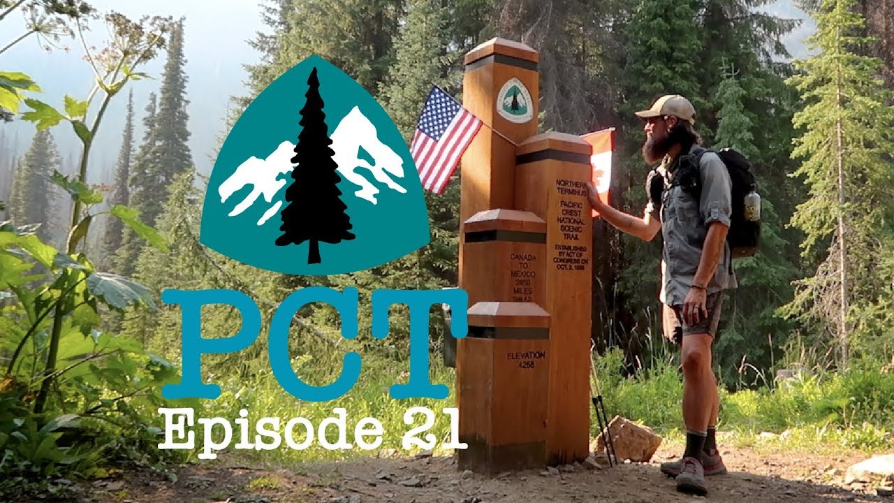 PCT 2018 Thru-Hike: Episode 21 - Another Beginning's END