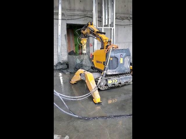Robotic Breaking