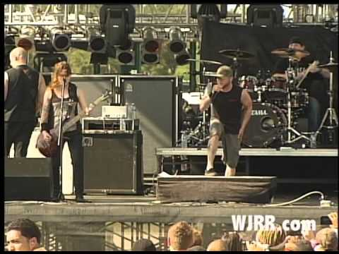 All That Remains LIVE From Earthday Birthday 21