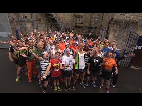 شاهد: أقدم سجن في المملكة المتحدة يحتضن سباق ماراثون  - نشر قبل 43 دقيقة