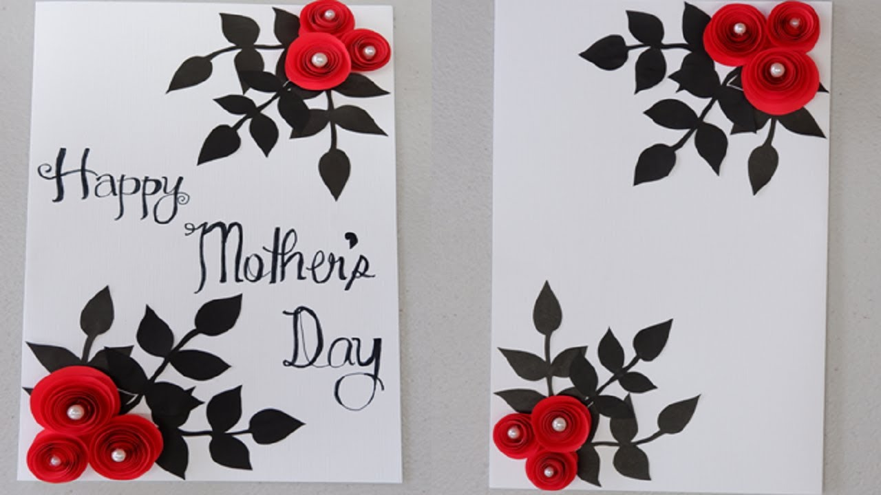 Mother S Day Special Gift Card Lockdown Card Idea For Mom Youtube