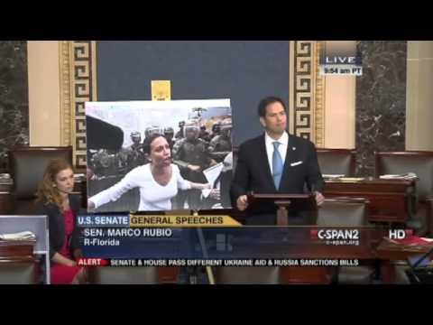 DE COSTA A COSTA 04012014 Declaraciones del senador Marco Rubio