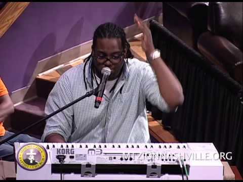 Mt. Zion Church Nashville Take Me Back  Revival Church Hymns(Senior Saints Appreciation 2014)