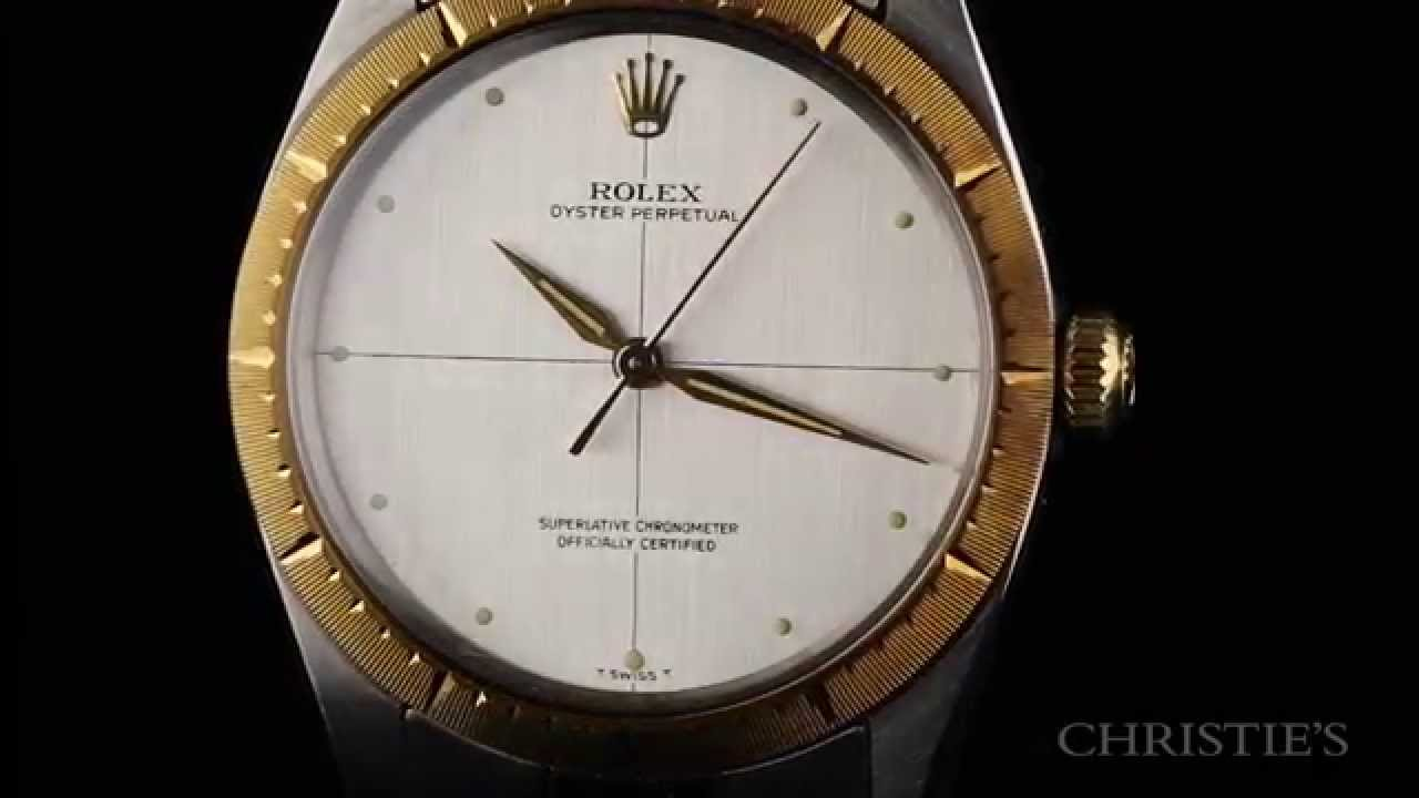 Rolex Oyster Perpetual Zephyr, Ref. 1008, New Old Stock