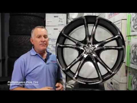 Forte F50 Stress Wheel -- Performance Plus Wheel & Tire Review