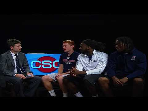 Nick Bisceglia, Gerald Ferguson and Tavin Allison Interview