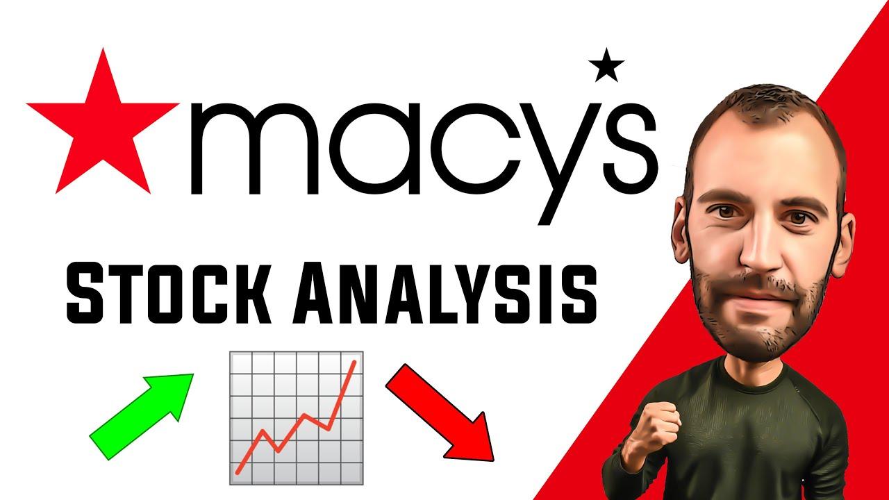 Macys Stock Analysis | Retail Stocks to Buy? | M Stock | Value Investing and Trading